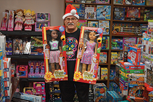 Hinden & Breslavsky Office Toy Drive